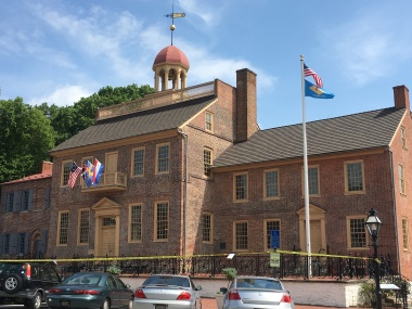 Courthouse at New Castle, DE