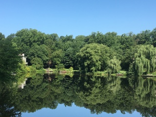 Lake Newport in Reston, VA