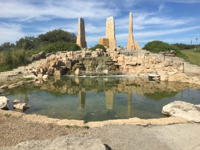 Ponca State Park's Towers of Time