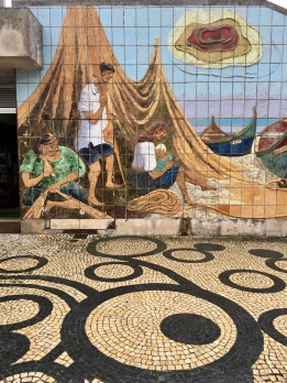 fishing nets in Amarante