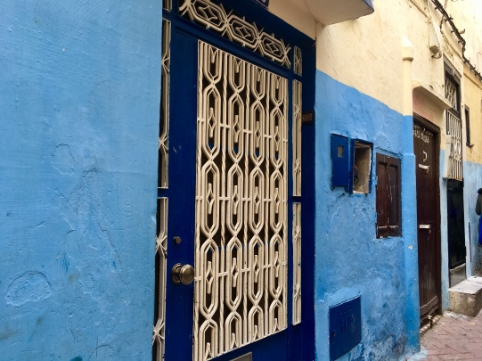 door in Tangier