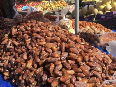 dates at Quartier des Habous