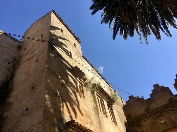 kasbah in Chefchaouen