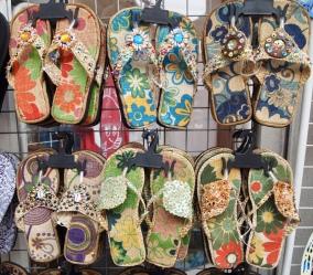 Japanese flip-flops