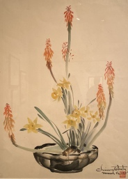 Untitled (Aloe and Daffodils), March 1937