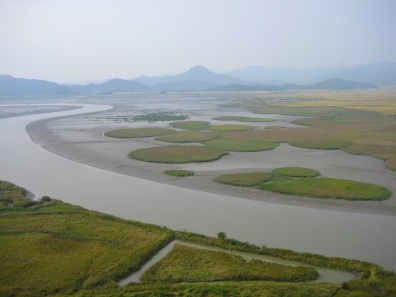 Suncheon Bay, Korea