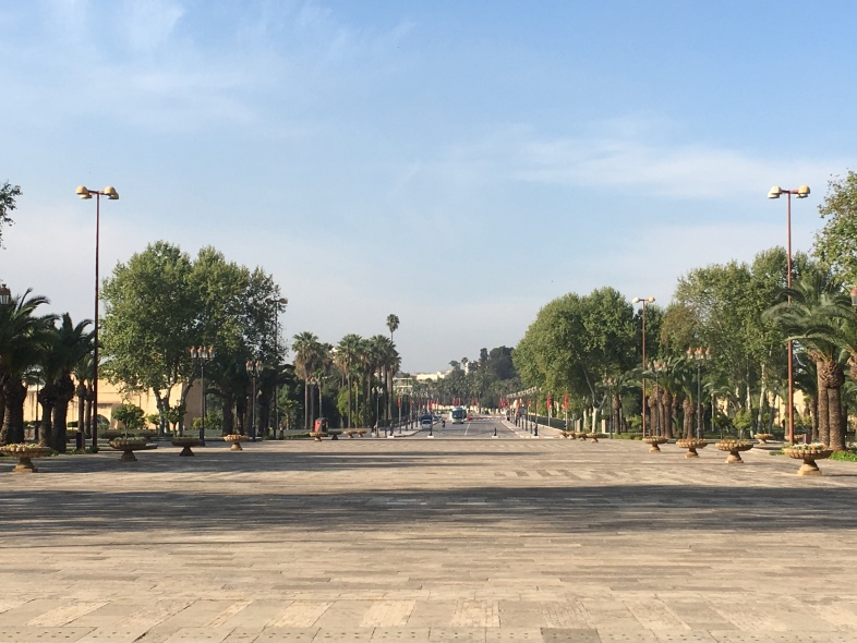 the grand square