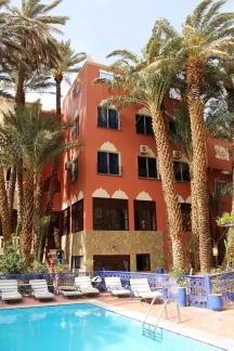 Hotel Amazir's pool