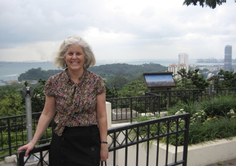 me on Mount Faber