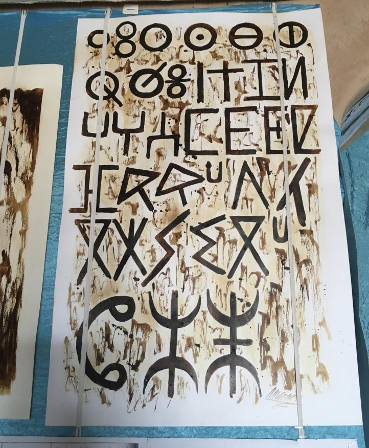 Berber alphabet