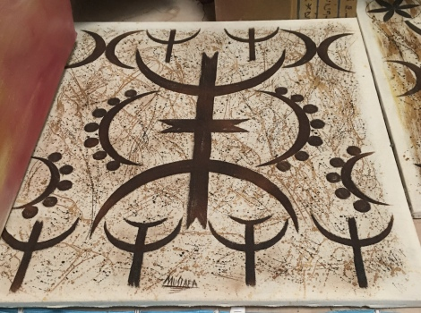 Berber symbols