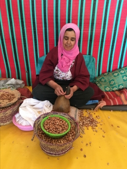 Cooperative for Argan Oil Extraction