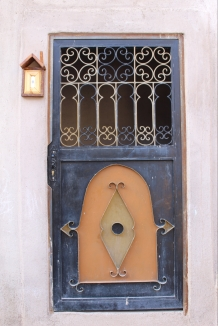 door in Aroumd