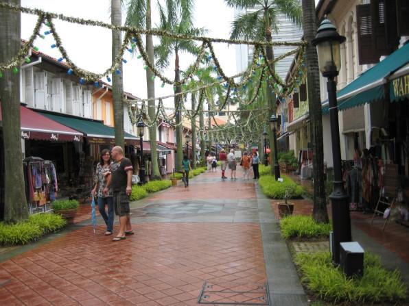 Malay-Muslim Quarter