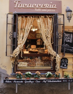 pasta shop in Portovenere