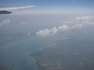flying to Bangkok from Phuket