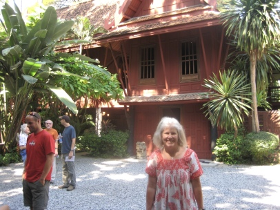 me at the Jim Thompson House