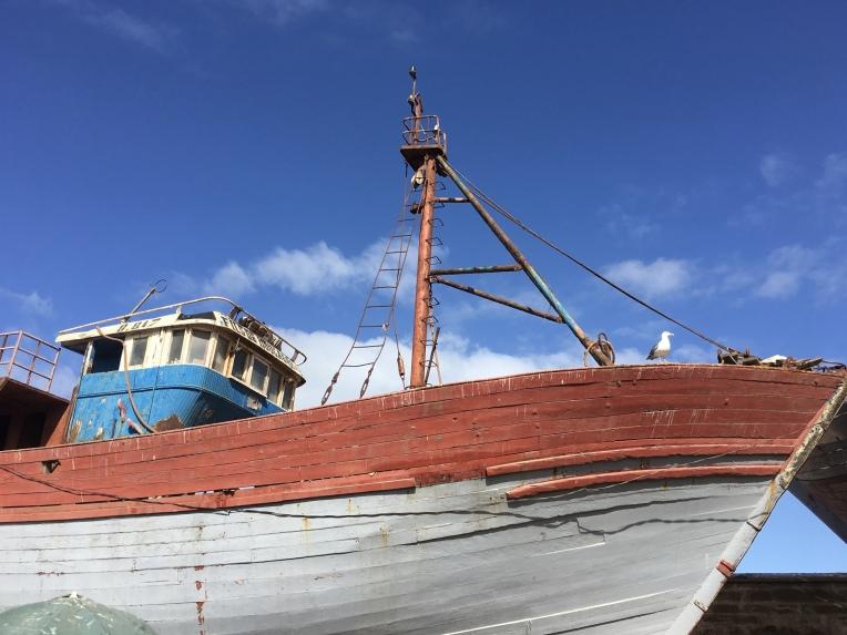 Essaouira's port
