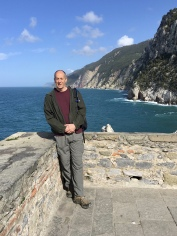 Mike in Portovenere