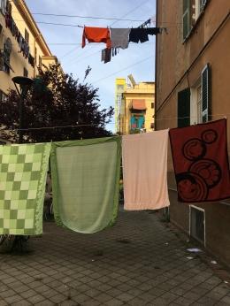 laundry in La Spezia