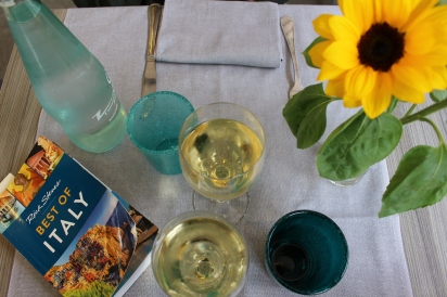 wine at Ristorante di Aristide