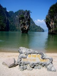 James Bond Island (courtesy Jennifer Fox)