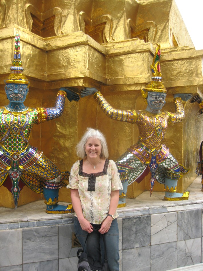 me at the Grand Palace