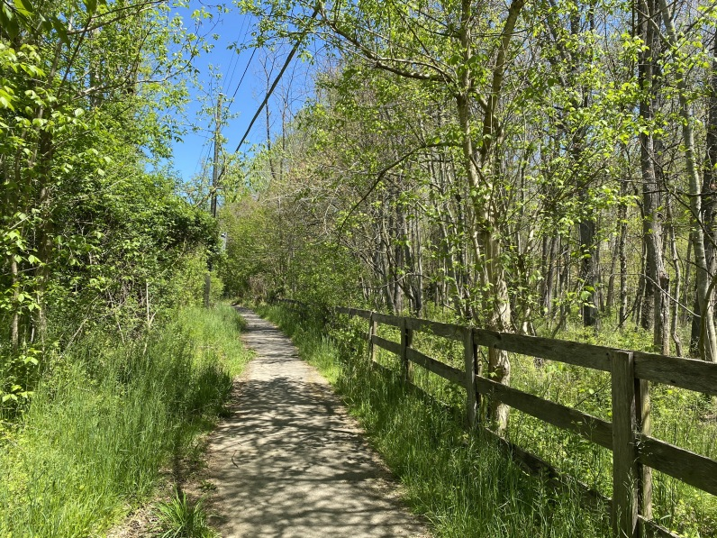 The Cross Country Trail (CCT)
