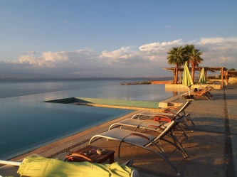 O Beach Hotel at the Dead Sea