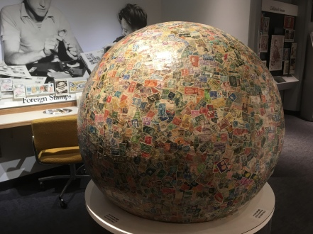 Ball of Stamps