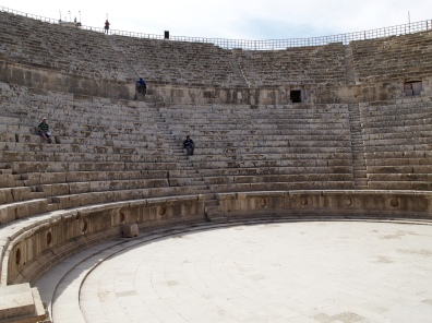 theater at Jerash