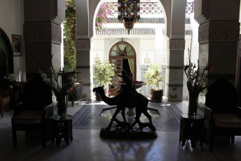 another pretty riad