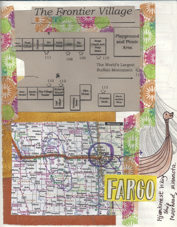 9/10: Fargo to Jamestown, ND