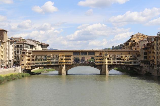 Ponte Vecchio - again