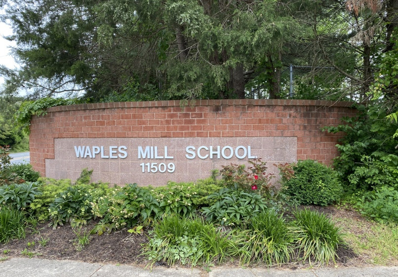 Waples Mill School