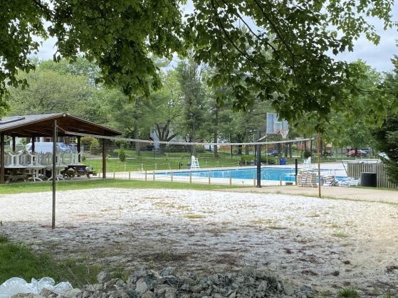 Dunn Loring Woods pool