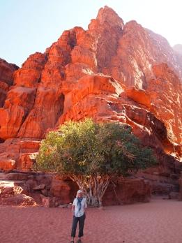 me at Khazali Canyon