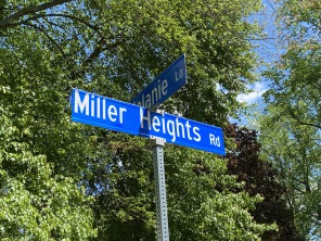 Miller Heights and Melanie Lane