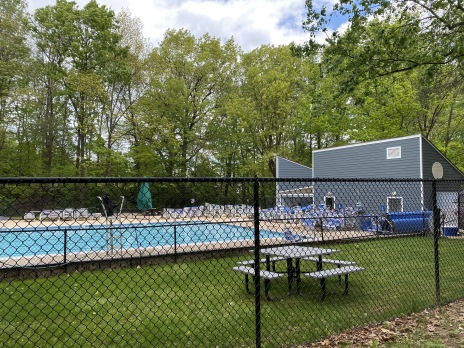 pool near Lake Thoreau - will it open?