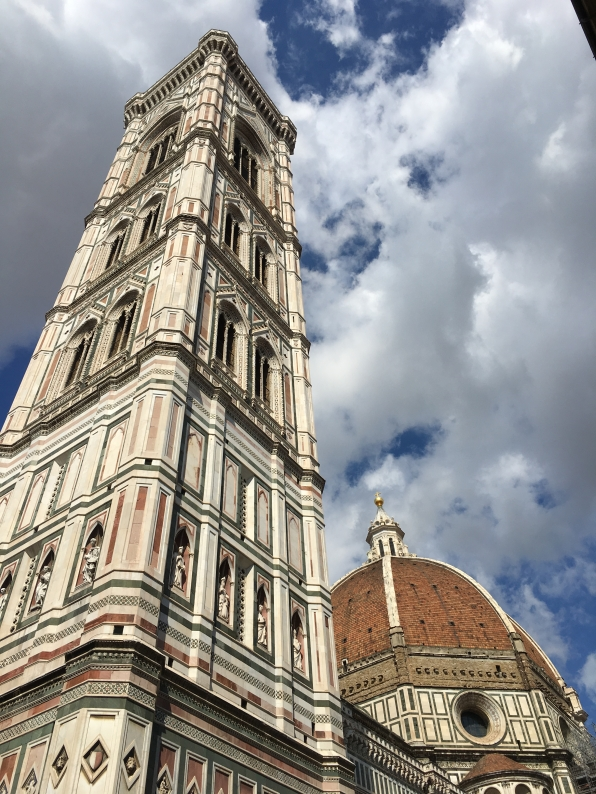 The Duomo's Campanile