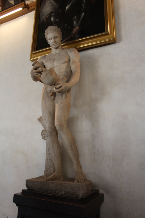 Apoxyomenos, Roman Art