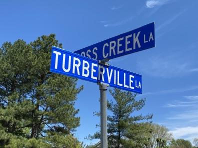 Turberville Lane
