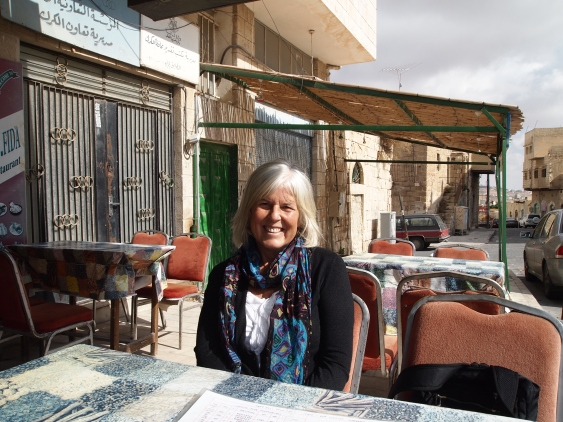 me at Al-Fid'a