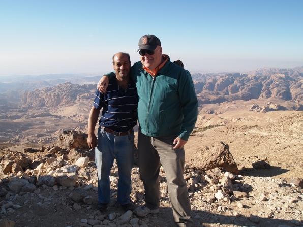Hussein and Matt