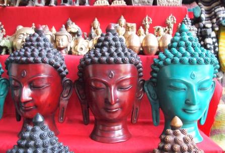 Buddhas in Kathmandu
