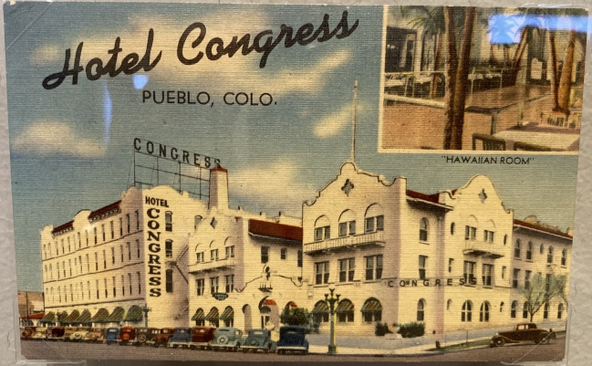 Hotel Congress, Pueblo, CO
