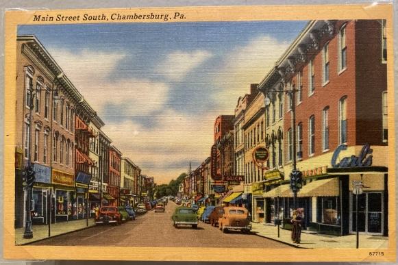 Chambersburg, Pennsylvania