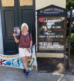 me at St. John's