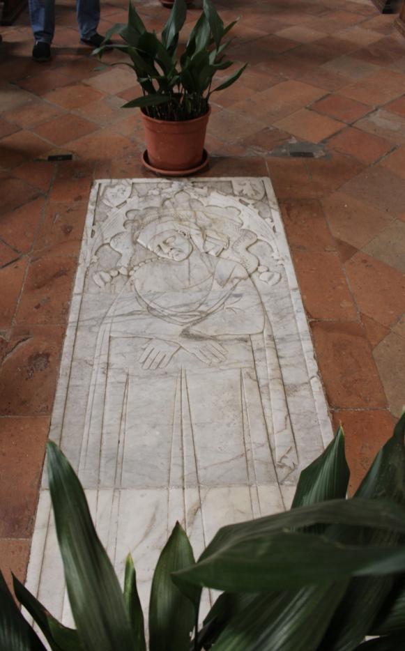 inside chiesa de Sant'Agostino