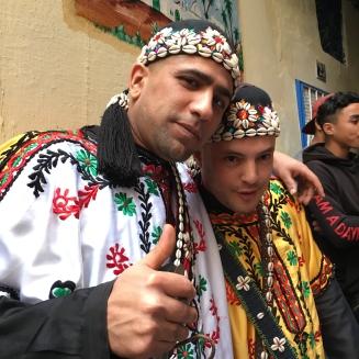 wedding in Tangier